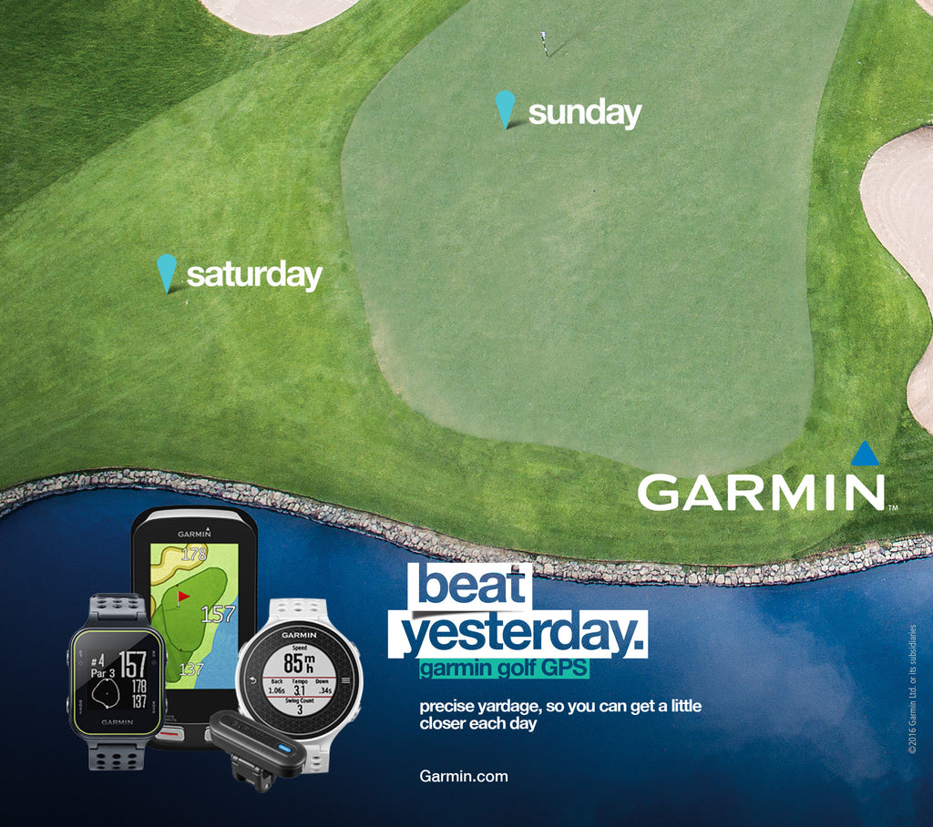 GARMIN INTRODUCE NEW SMART TECH