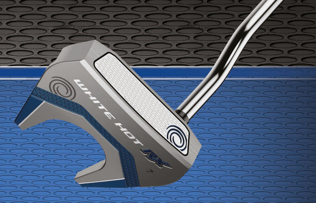 CALLAWAY LAUNCH NEW ODYSSEY WHITE HOT RX PUTTERS