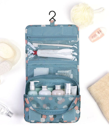 Expert Traveler Toiletry & Cosmetic Bag