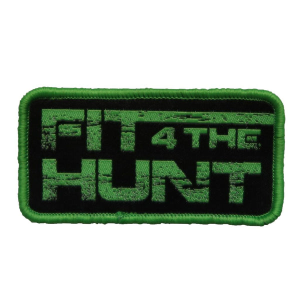 Fit 4 The Hunt Velcro Patch