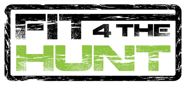 Fit 4 The Hunt Bumper Sticker