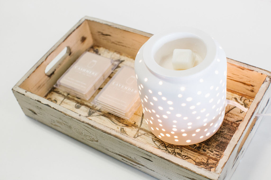 how to remove wax melts – Antique Candle Co