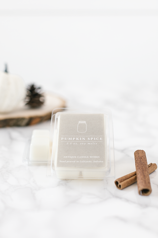Pumpkin Spice Wax Melts