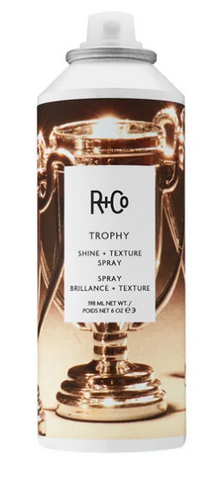 Trophy Shine Texture Spray