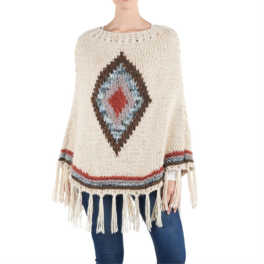 Red Rock Poncho 01726
