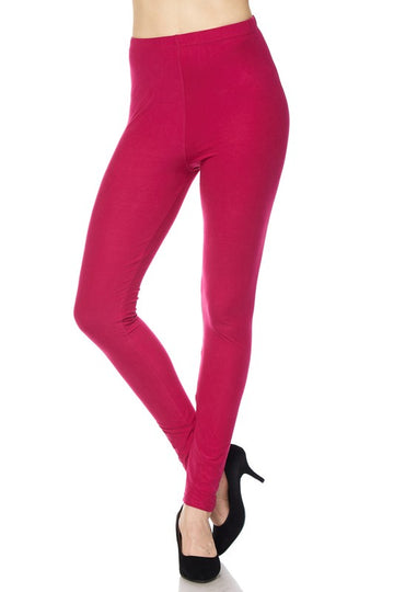 Plus Ankle Length Legging 02067
