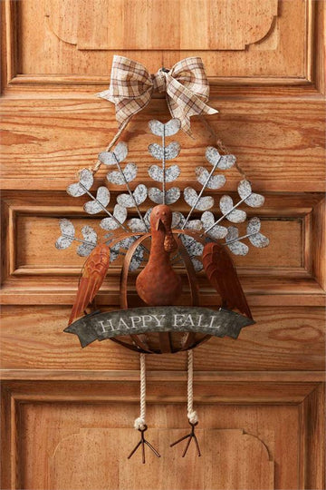 Turkey Door Hanger 01850