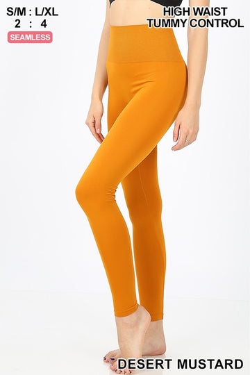 High Waist Leggings 02405