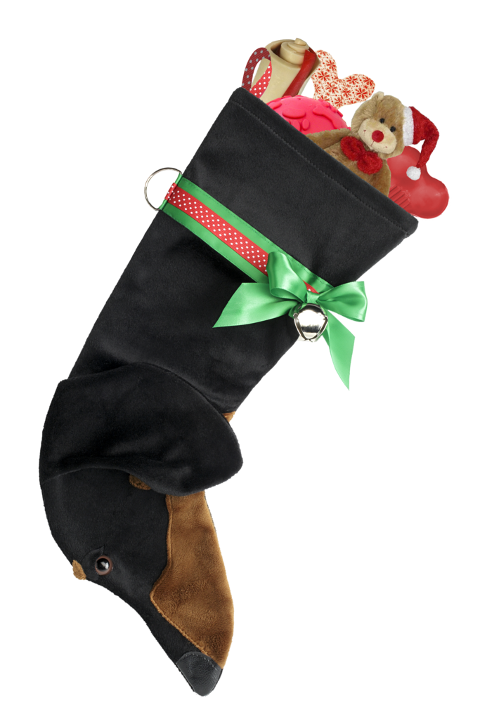 Dachshund Stocking 02103