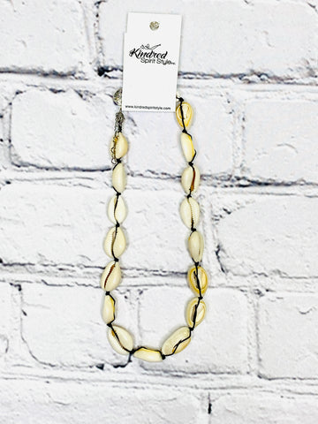 Sea Shell Necklace 01573