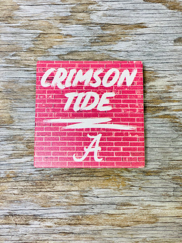 Bama Table Coaster 01919