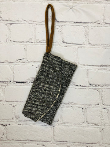 Gracie Gray Clutch Wallet