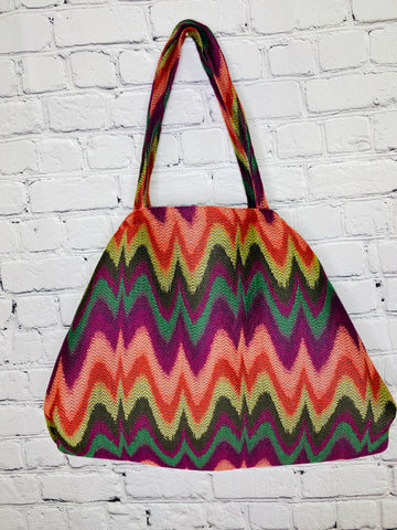 Groovy Market Tote