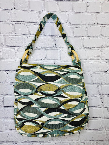 Ocean Waves Oh Bag