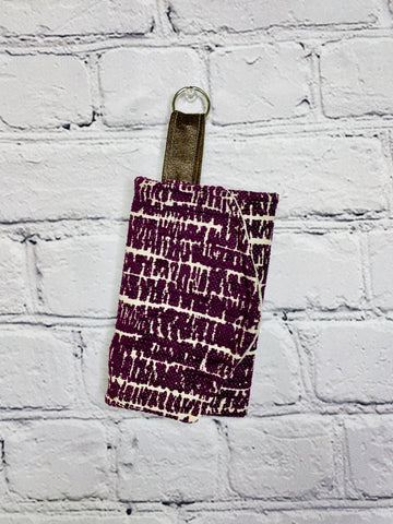 Purple in Love Baby Wallet
