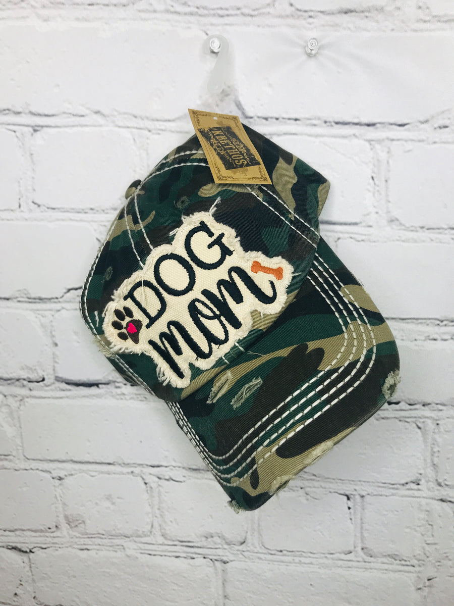 Dog Mom Baseball Cap 01078