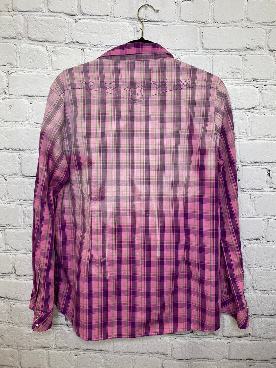 Small Bleached Flannel 02320