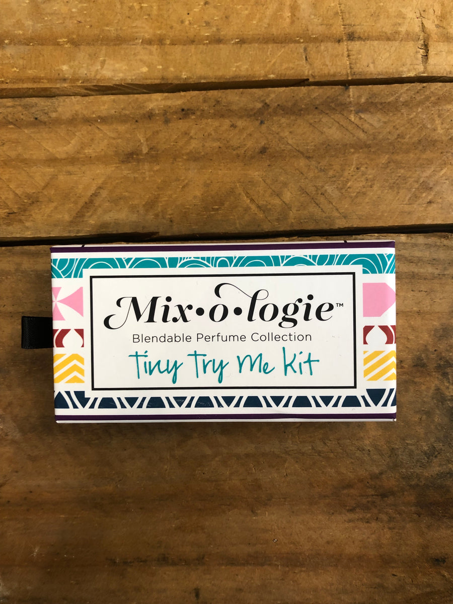 Tiny Try Me Kit Mixologie Perfume 00747