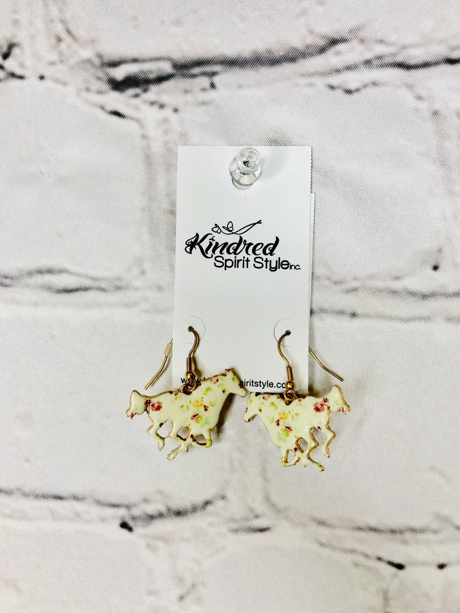 On the Farm Earrings 01248