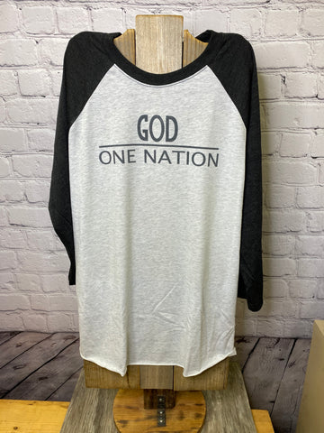 One Nation T-Shirt 02842