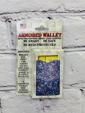 Armored Wallet 01559