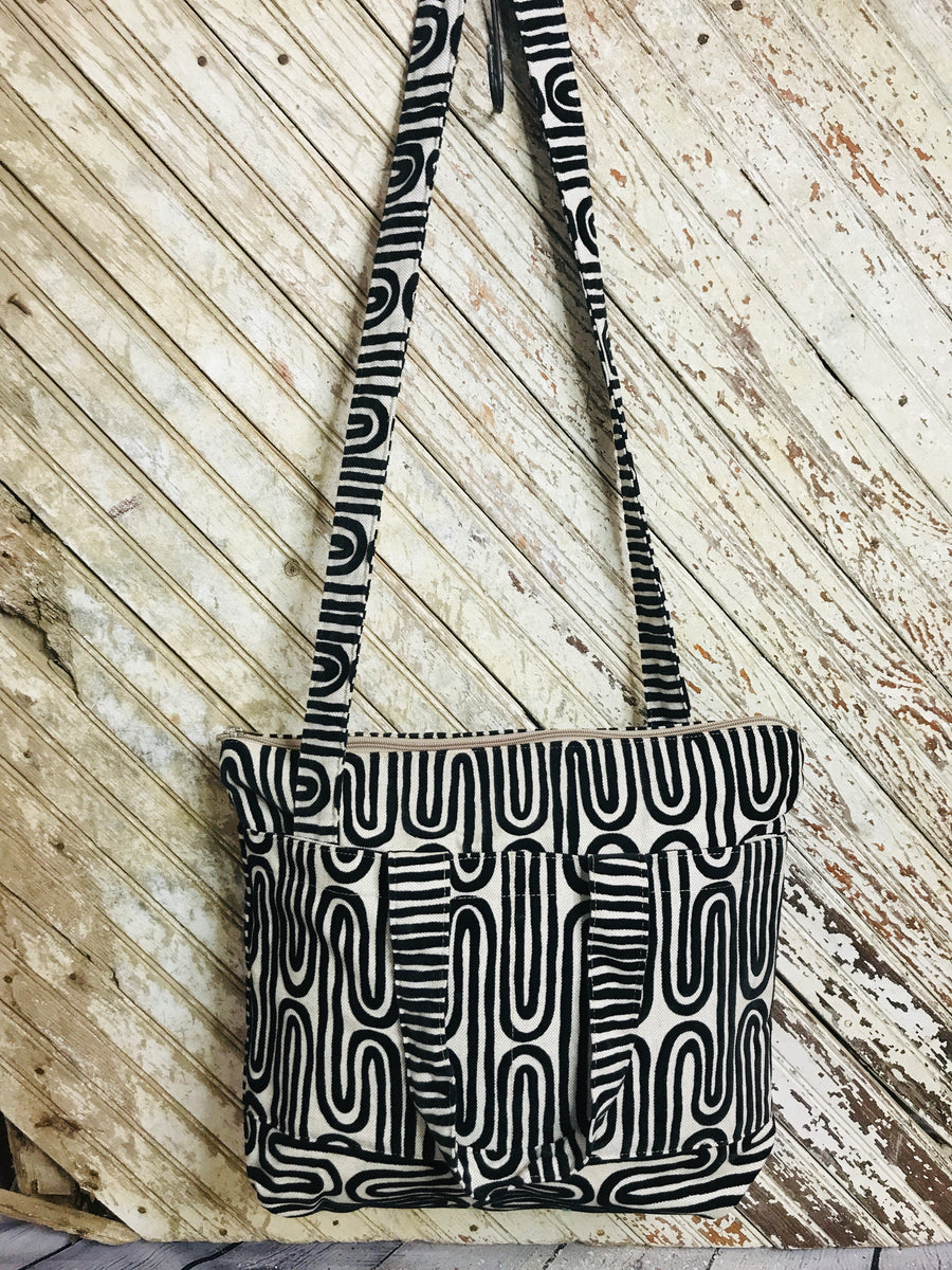 Black & White Business Bag