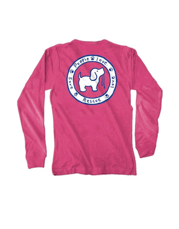 Youth Puppie Love L/S Shirt 02043