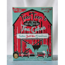 Teen Teen's Tea Cake Mix 1lb 01702