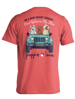Puppie Love- Wind In My Hair-01670