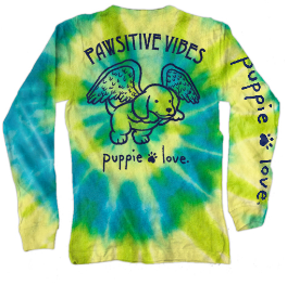 Puppie Love- Pawsitive Vibes- 01660
