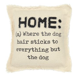 Home Dog Pillow- 01667