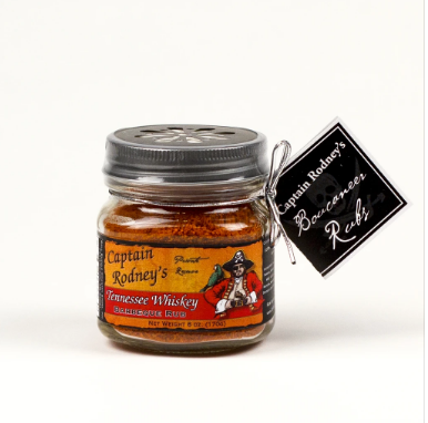 Captain Rodney's Tennessee Whiskey BBQ Rub-01754