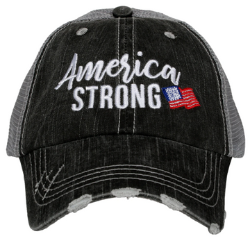 America Strong Hat-01799