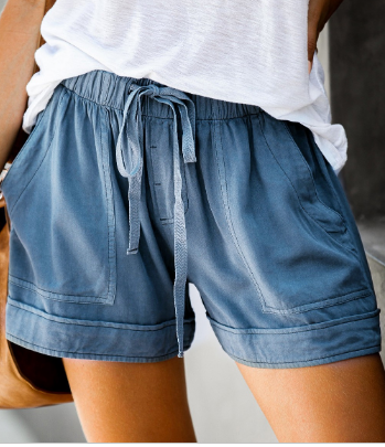 Cotton Shorts- 01876