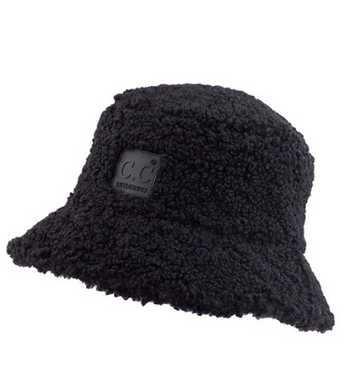 02680- C.C Sherpa Bucket Hat