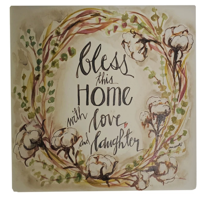 03094- Bless This Home Coaster