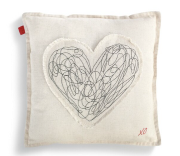 Love Notes Pillow 03203