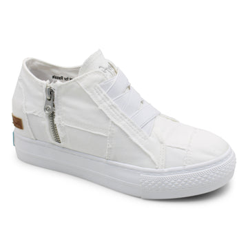 White Blowfish Hightops 01895