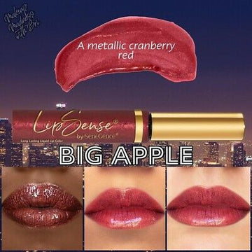 Big Apple LipSense by SeneGence