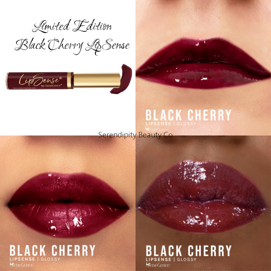 Black Cherry LipSense by SeneGence