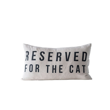 Reserved for the Cat 01638