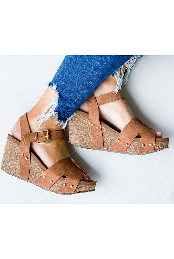 Nekoma Wedge Sandal 01787
