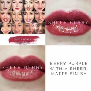 Sheer Berry LipSense by SeneGence