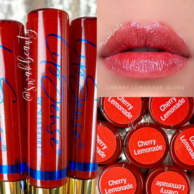 Cherry Lemonade Gloss LipSense Moisturizing Gloss