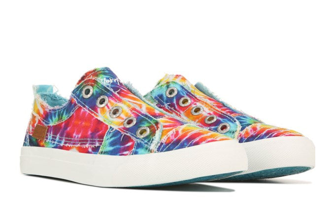 Tie Dye Blowfish Sneakers 02146