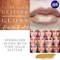 Ultra Gold Gloss LipSense Moisturizing Gloss