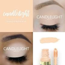 Candlelight ShadowSense Creme to Power Eyeshadow