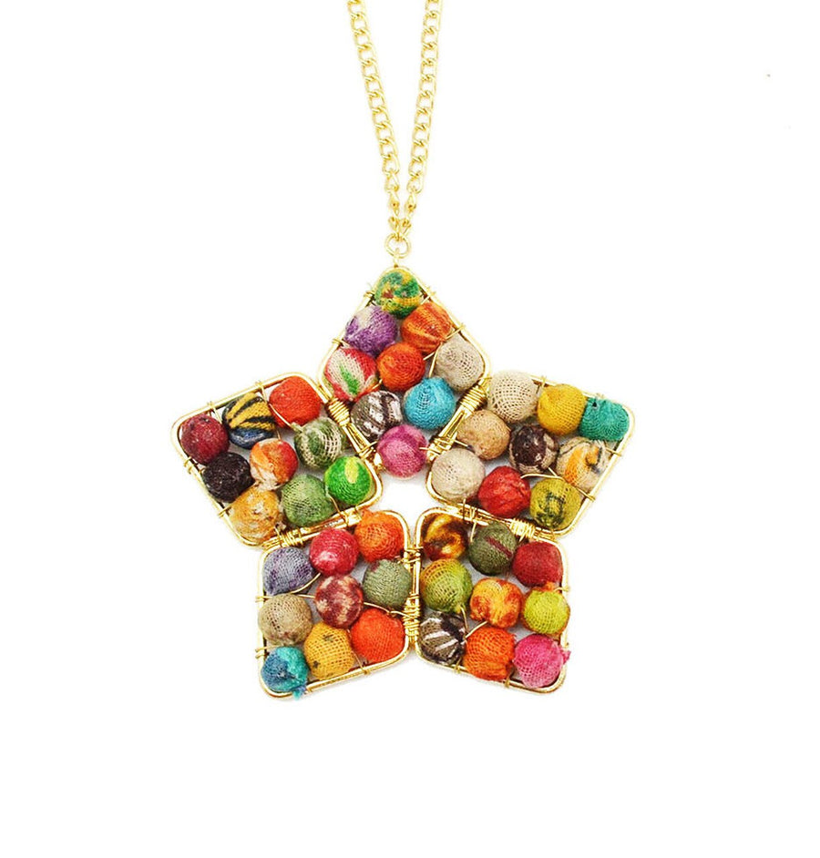Aasha Necklace Star 02458