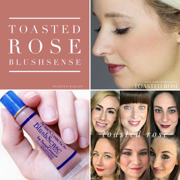 Toasted Rose BlushSense Cream Blush