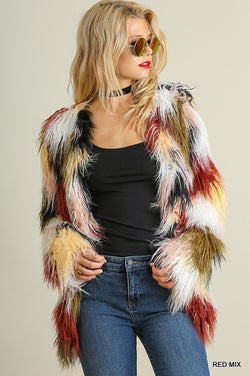 Mixed Color Coat